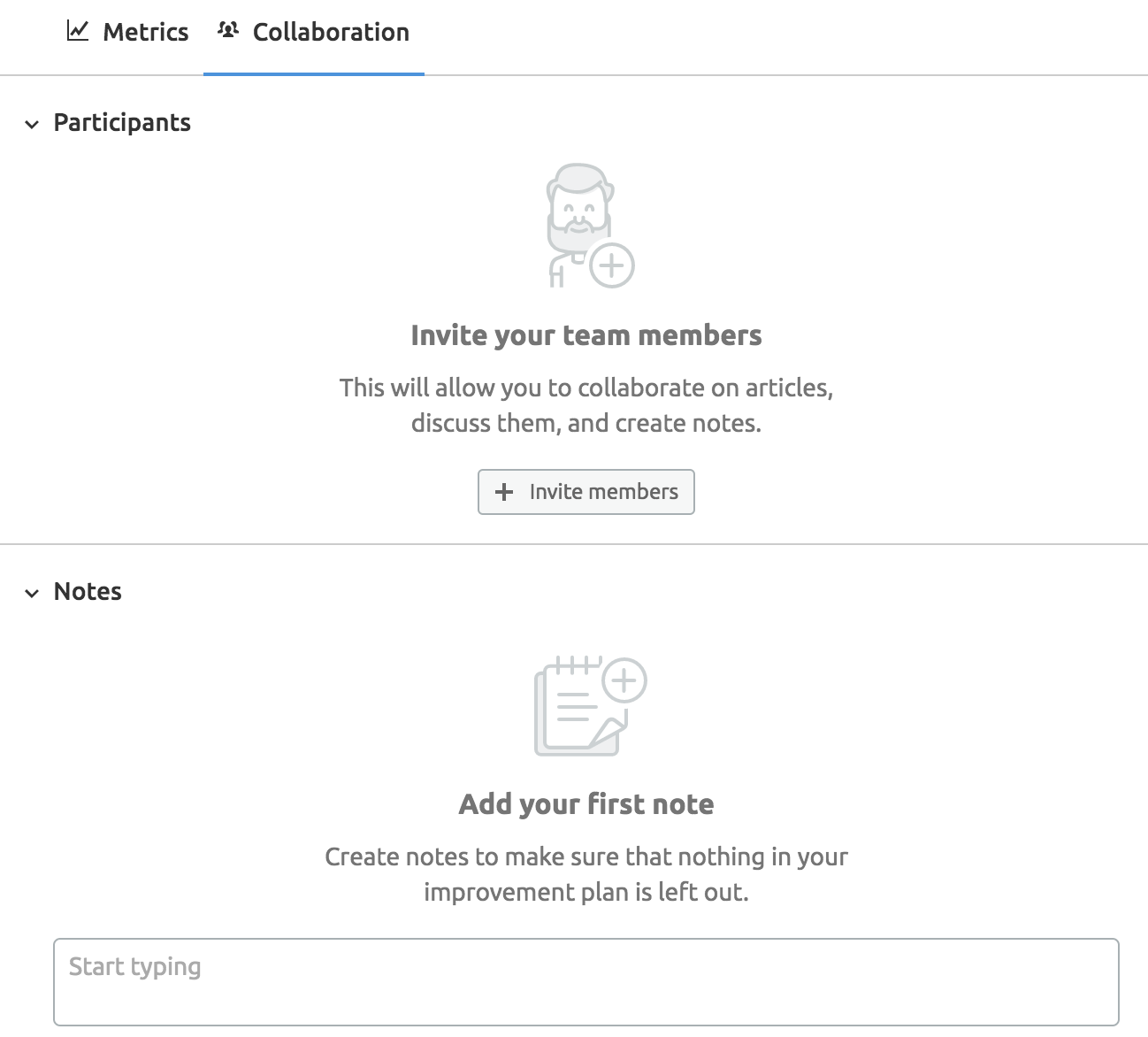 Content Analyzer Collaboration