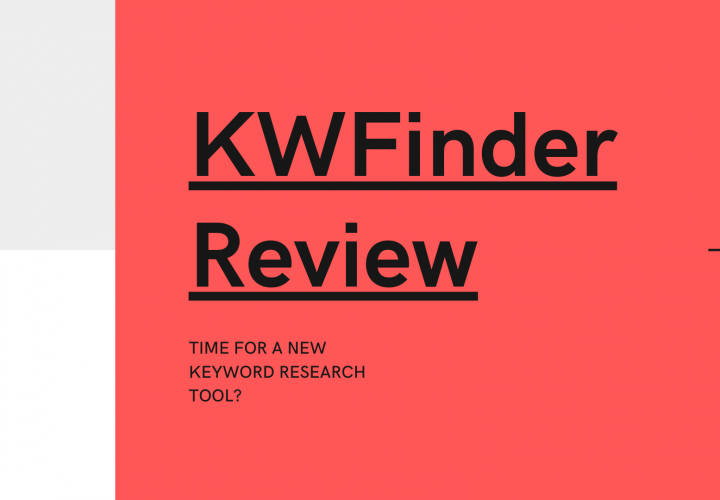 KWFinder Review