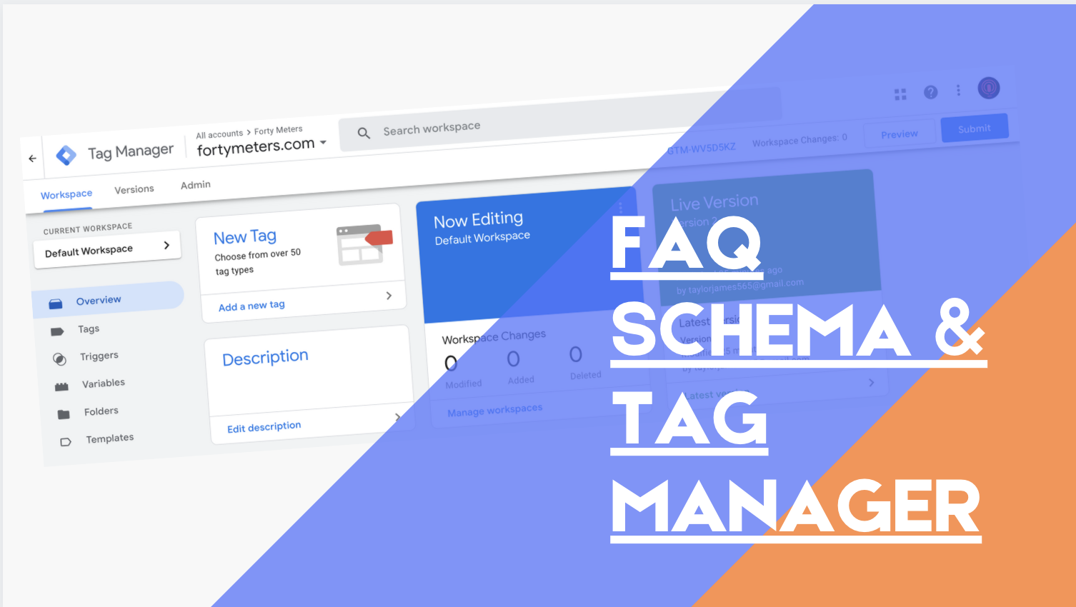 How To Add FAQ Schema Using Google Tag Manager